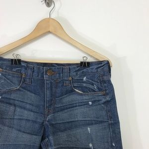 J.Crew cut off jean shorts